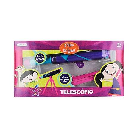 Telescópio Infantil - O Show da Luna! - Multikids