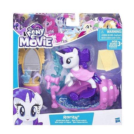 My Little Pony - Spa Submarino - Rarity - Hasbro