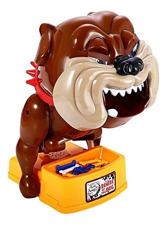 Jogo Bad Dog - Não Acorde o Cachorro - com Som - Polibrinq