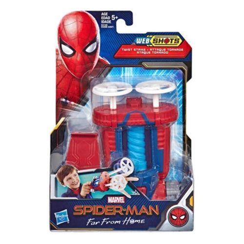 Lançador de Teias - Homem Aranha - Ataque do Tornado Webshots - Hasbro