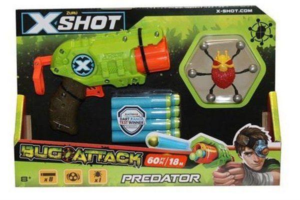 X Shot - Bug Attack - Predator - Candide