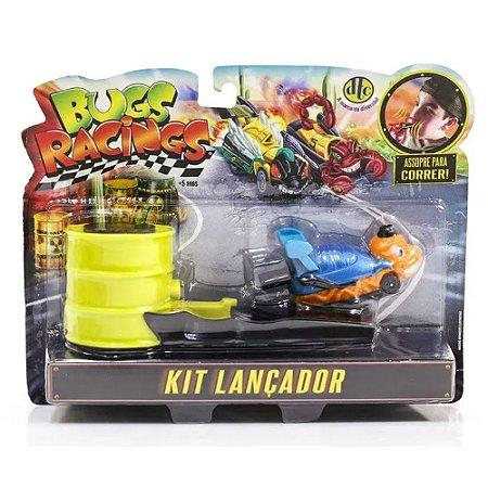 Bugs Racings - Kit Lançador - Dash -  DTC