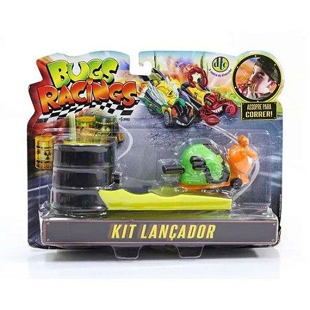 Bugs Racings - Kit Lançador - Sluggy - DTC