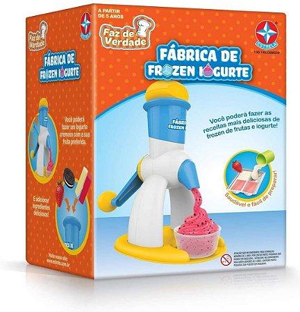 Fábrica de Frozen Iogurte - Faz de Verdade - Estrela
