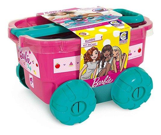 Kit Picnic - Barbie - Cotiplás