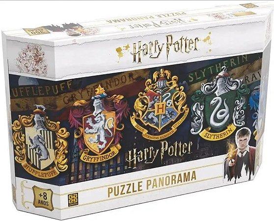 Quebra-Cabeça Harry Potter - Panorama - 350 Peças - Grow