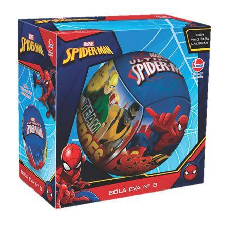 Bola de EVA - Homem Aranha - Líder