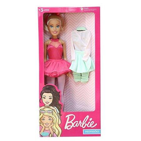 Boneca Barbie - Bailarina - 68 cm - Pupee