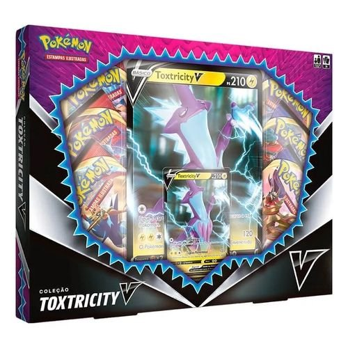 Pokémon - Coleção Toxtricity V - Copag