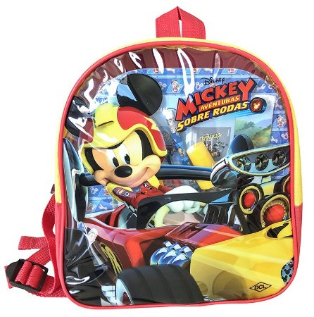 Mochilinha Infantil - Mickey Mouse - DCL