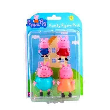Conjunto Família Peppa Pig - Sunny