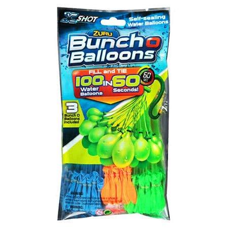 Bunch o Balloons - Xc Shot - CORES: Rosa, Roxo, Branco -  Dtc