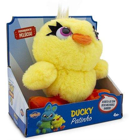 Pelúcia Patinho Ducky -Toy Story 4 - Toyng