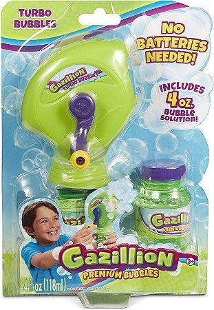 Gira Bolhas - Gazillion Turbo Bubbles - FUN