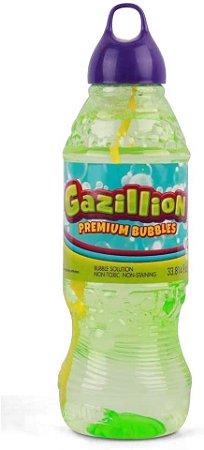 Gazillion - Solução Para Bolhas - Refil 1 Litro - Fun
