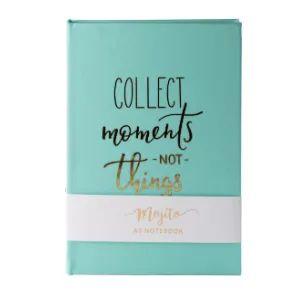 Caderno Brochura Pautado - Collect Moments - A5 80g - 80 Folhas - Bee Unique