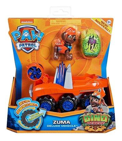 Veículo Zuma - Dino Rescue - Patrulha Canina - Sunny