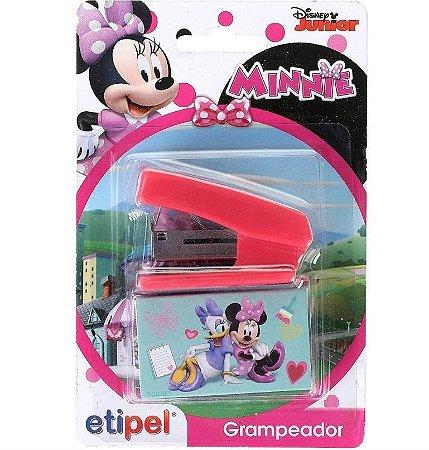 Grampeador Mini - Minnie Mouse - 26/6 - Etipel