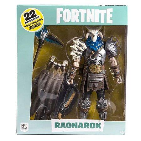 Fortnite - Figura de Ação - Ragnarok - Epic Games - Fun