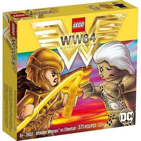 Lego Mulher Maravilha VS Cheetam - 371 peças - LEGO