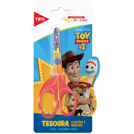 Tesoura sem Ponta - Toy Story 4 - Tris