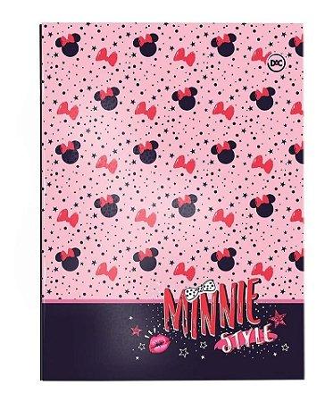 Pasta Catálogo - Ofício - com 10 Envelopes - Minnie Teen - DAC