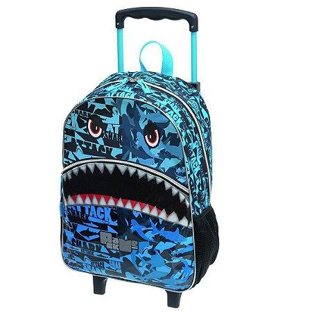 Mochila de Rodinhas - Pack Me Shark Attack - Pacific