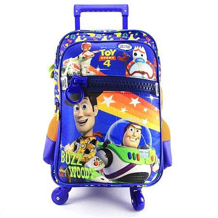 Mochila de Rodinhas - Toy Story 4 - DMW