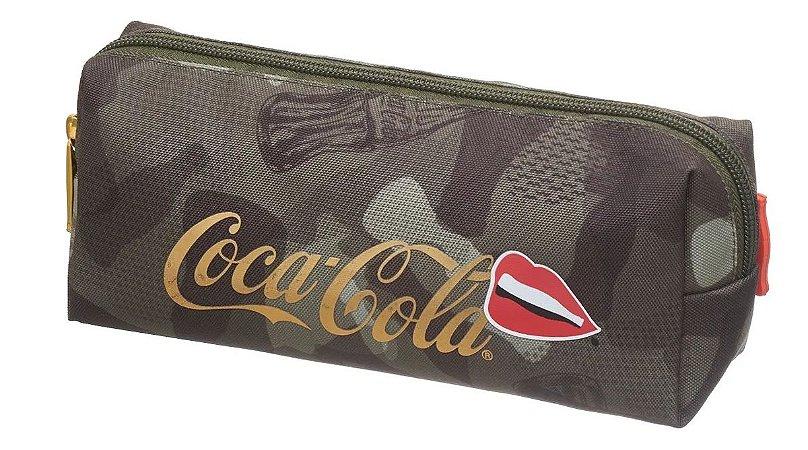 Estojo - Coca-Cola - Verde - Pacific