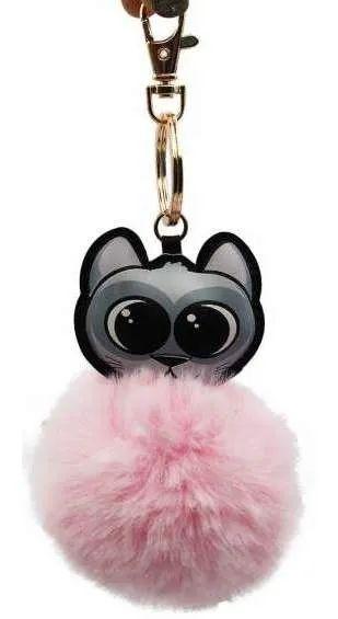 Chaveiro Pom Pom - Love Cat - Uatt?