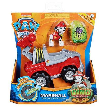 Veículo Marshall - Dino Rescue - Patrulha Canina - Sunny