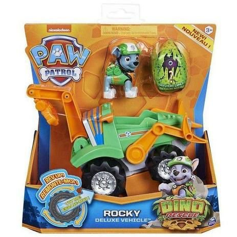 Veículo Rocky - Dino Rescue - Patrulha Canina - Sunny