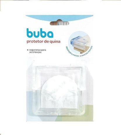 Protetor de Quina - Silicone - 4 pcs - Buba