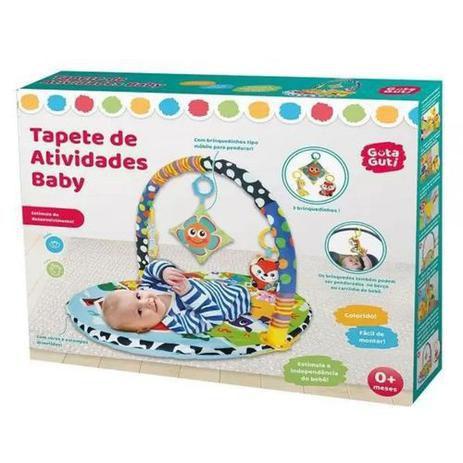 Tapete de Atividade Baby - Fazendinha - Guta Guti