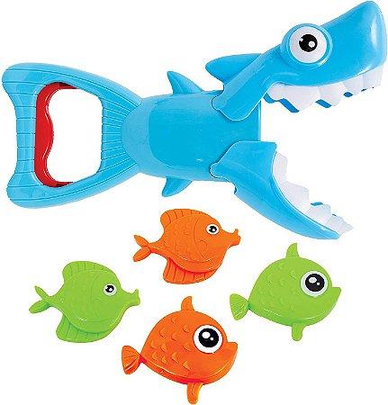 Tubarão Pega Peixinhos - Buba