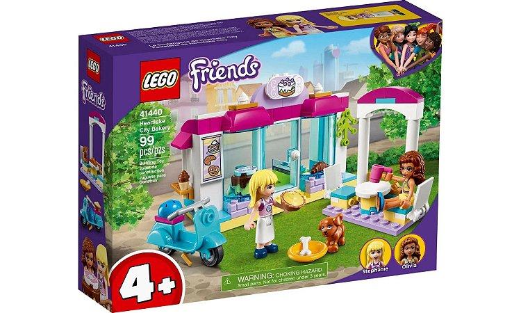 Lego Friends - Padaria de Heartlake City - LEGO