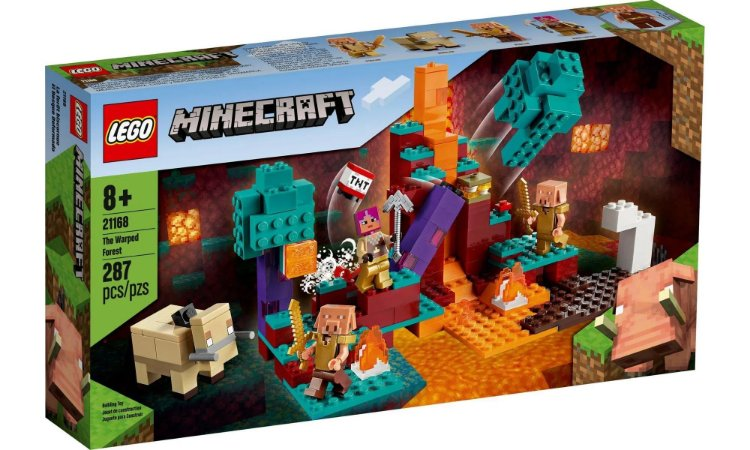 Lego Friends - A Floresta Deformada - LEGO