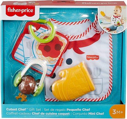 Conjunto Mini Chef - Fisher Price - Mattel