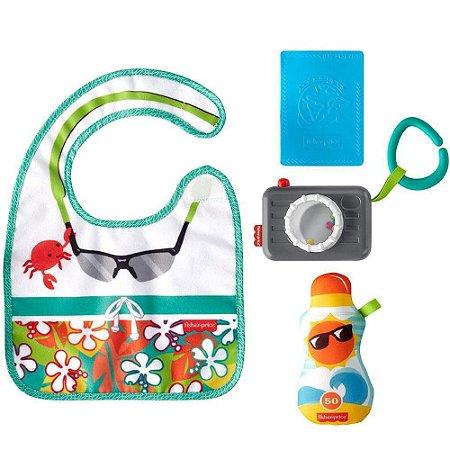 Conjunto Mini Turista Gift Set - Fisher Price - Mattel