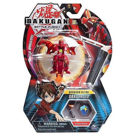Esfera Bakugan Deluxe - Dragonoid - Sunny