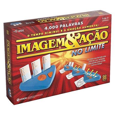 Jogo Imagem e Ação - No Limite - Grow