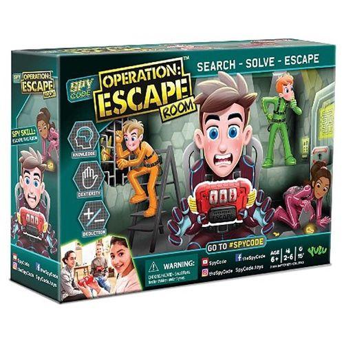Jogo Missão Escape - Room - Multikids