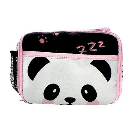 Lancheira Térmica - Panda - Zona Criativa
