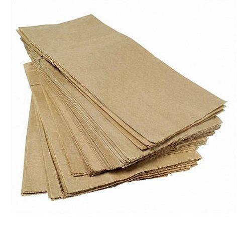 Cartucho de papel kraft 3kg com 100UN - AR EMBALAGEM