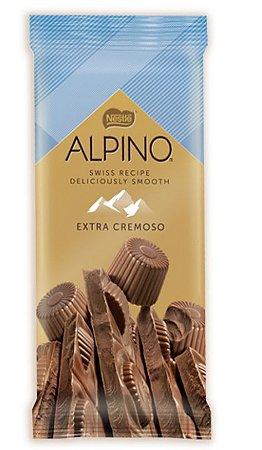 Tablete Chocolate Alpino Extra Cremoso  85g - Nestlé