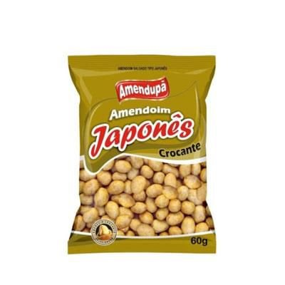 Amendoim Japonês 60g - Amendupã