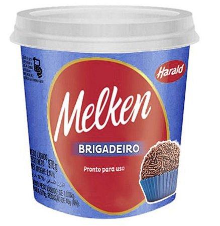 Brigadeiro Sabor Chocolate Melken 1,005kg - Harald