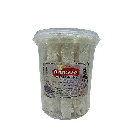 Cocada Branca Embalada 1,1kg 50 Un - Princesa