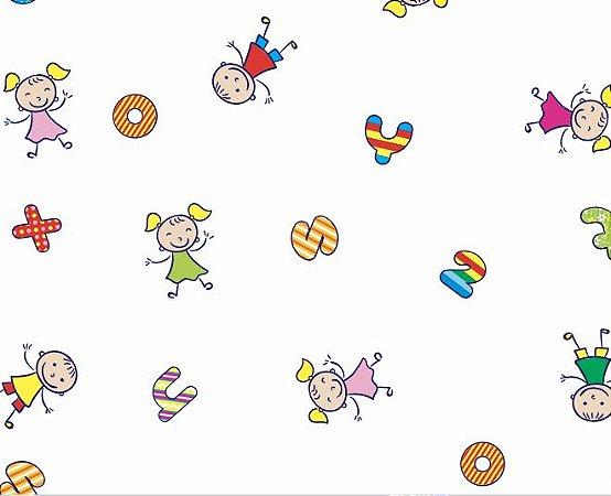 Saco celofane Festa Kids 10x14cm com 50 unidades - Packpel