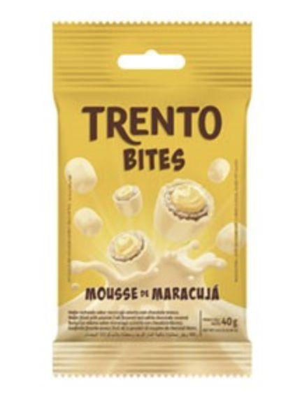 Trento Bites Mosse De Maracuja 40g - Peccin